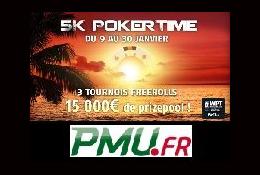 Gagnez un Package WPT National Maurice avec PMU Poker !