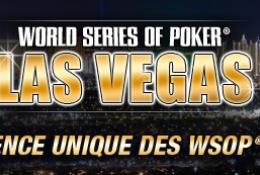 A vous les WSOP à Las Vegas avec Barrière Poker !