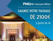 Votre package pour le WPT de Marrakech sur PMU Poker !