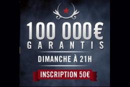 100 000 euros demain soir sur Winamax !