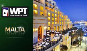 WPT : que diriez-vous d'une escale à Malte ?