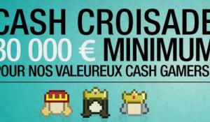 Everest Poker présente sa Cash Croisade
