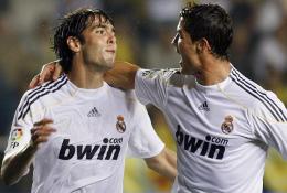 Entraînez-vous avec le Real Madrid !