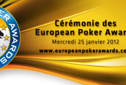 ElkY, distingué aux European Poker Awards 2012 !