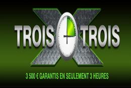 Les tournois - trois x trois - en trois heures d'Everest Poker