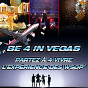 L'opération Be 4 in Vegas de Barrière Poker