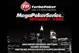 Turbo Poker : Mega Poker Series Madrid
