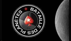 PokerStars lance la Bataille des Planètes