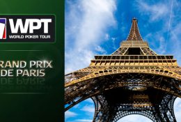 Coup d'envoi du World Poker Tour Paris 2012 !